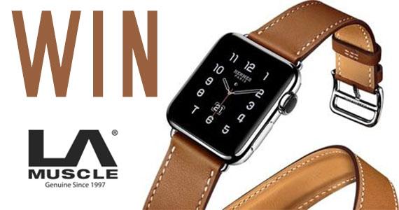 Win a Luxury Apple Watch Series 2 Hermess