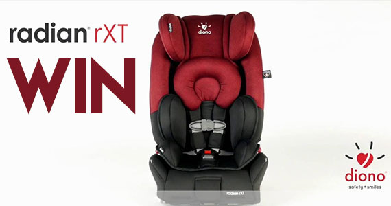 Win a Diono Car Seat From ParentsCanada