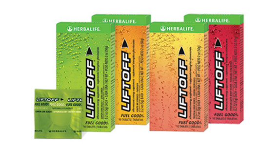 Free Sample of Herbalife Liftoff