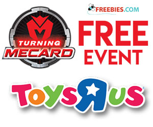 Turning MeCard Event 8/26