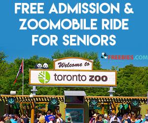 Seniors Are Free at Toronto Zoo