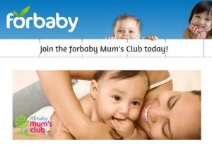 forbaby club