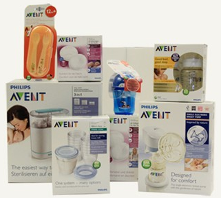 chance to Win a Philips AVENT Breastfeeding Prize Pack
