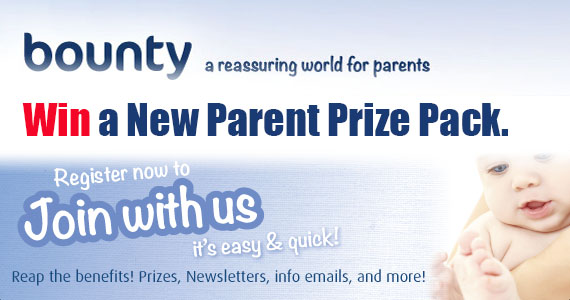 Win a New Parent Prize Pack