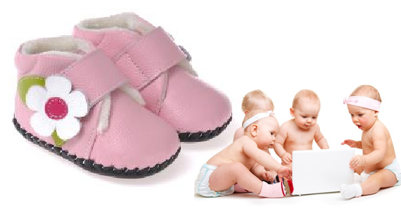 Win Shoes from Two Little Feet Footwear