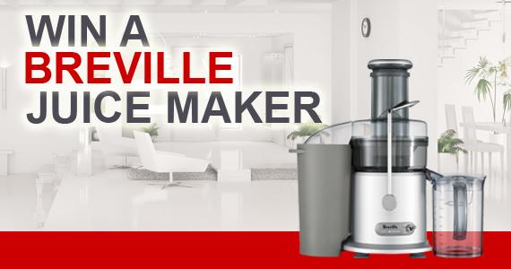 Win a JuiceMaker