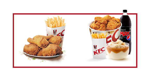 KFC Meal Coupons