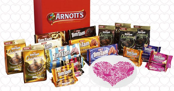 Win a Tim Tam Prize Pack