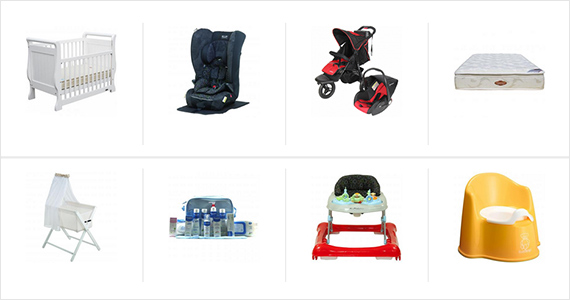 Sign Up to Win a $2,700 Nursery Pack