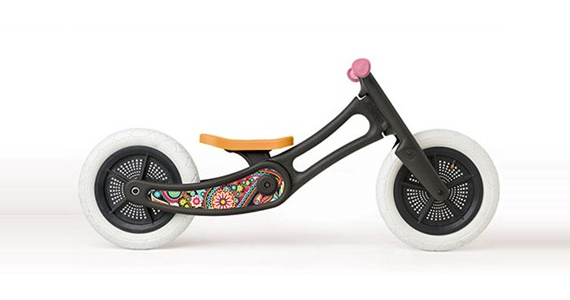 Win a Recycled Edition Wishbone Bike