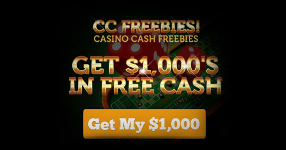 Earn $1000s In Cash With CC Freebies