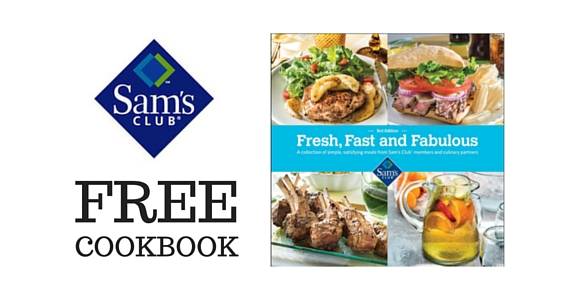 Free Copy Of Sam's Club Cookbook