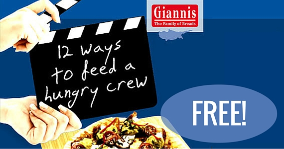 Free '12 Ways to Feed a Hungry Crew' Recipe Book