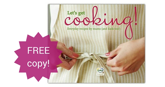 Free Copy Of Flora Let's Get Cooking Recipe Book