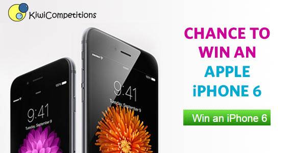 Enter To Win An iPhone 6