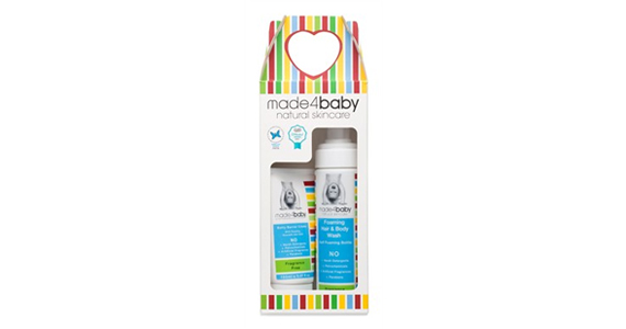 Win a Made4Baby Essentials Prize Pack