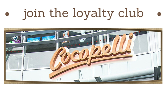Join the Cocopelli's Club for Discounts & Free Vouchers