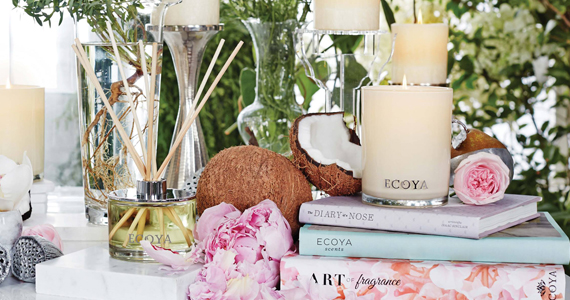 Sign Up With Ecoya Luxury Decor