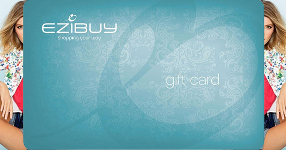 Win a Monthly Gift Card to EziBuy