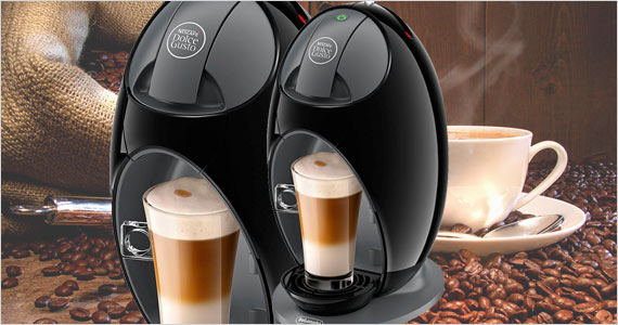 Win a Nescafe Dolce Gusto Brewer