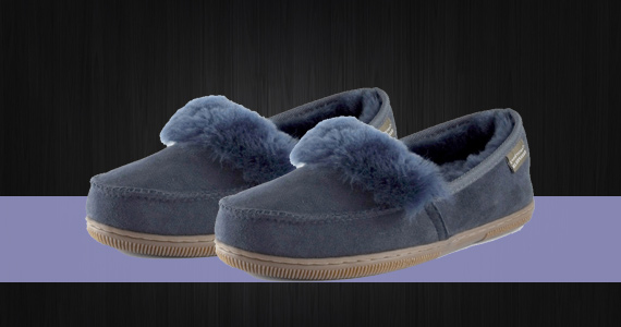 Win a Pair of Gorgeous Sheepskin Moccasins