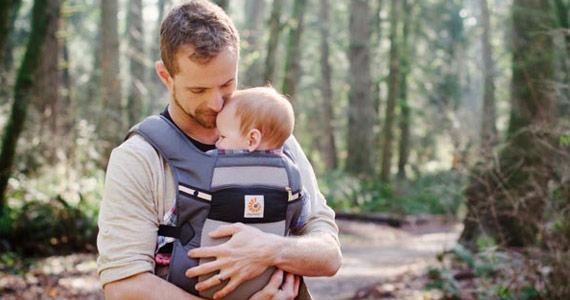 Win an Ergobaby Ventus Carrier