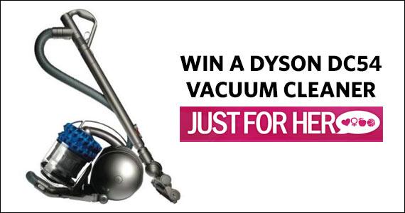 Win A Dyson DC54 Vacuum