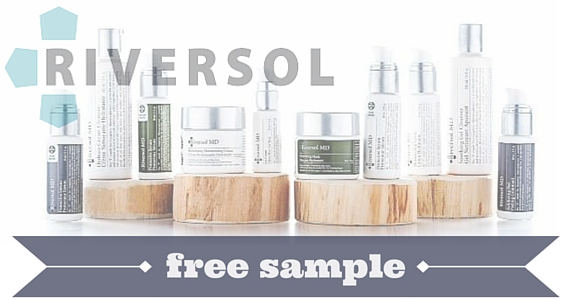 Free Sample of Riversol Skincare Products