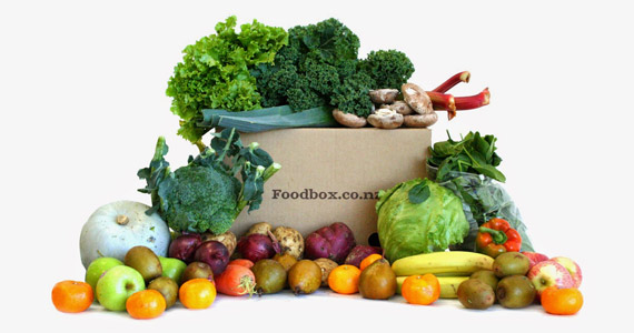 Get Fresh Produce Delivered to Your Home with Foodbox