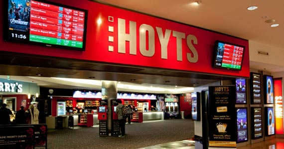Win Family Passes for 4 to Hoyts Cinema