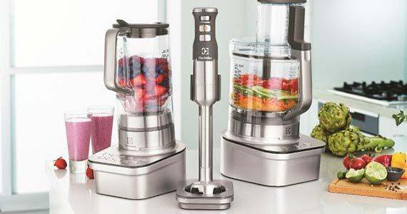 Win an Electrolux Masterpiece Appliance