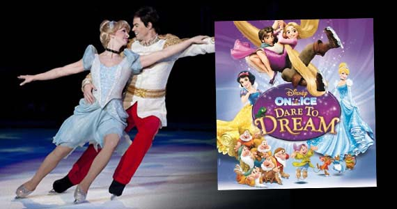 Win a Double Pass to Disney on Ice