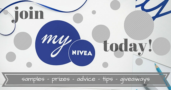Join MyNivea for Free Samples, Product Trials and Rewards