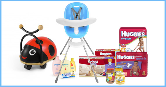 Win a $2,500 Bounty Prize Package for New Parents