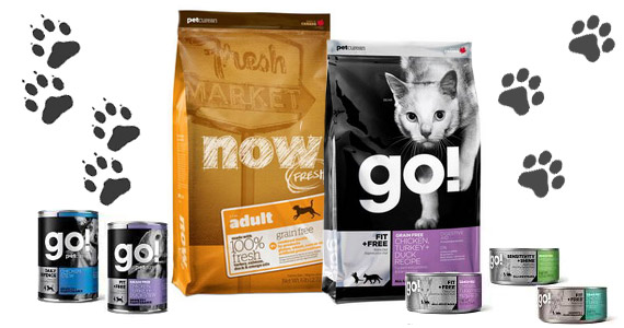 Win a Pet Food Prize Pack