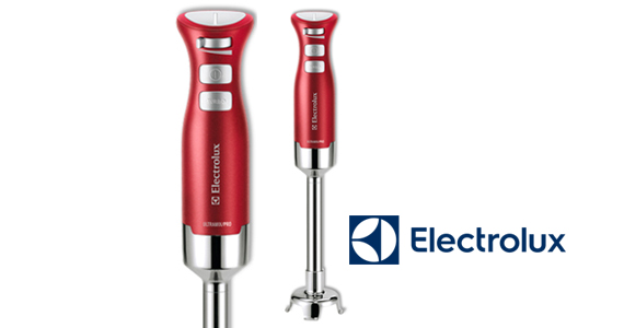 Win an Electrolux Turbo Pro Stick Mixer Worth Over $199