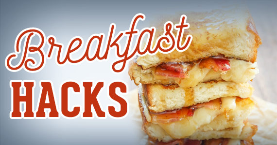 Tackle Mornings with these 10 Breakfast Hacks