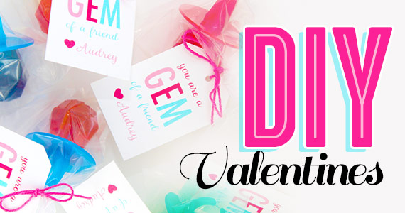 DIY Valentines for the Crafting Impaired