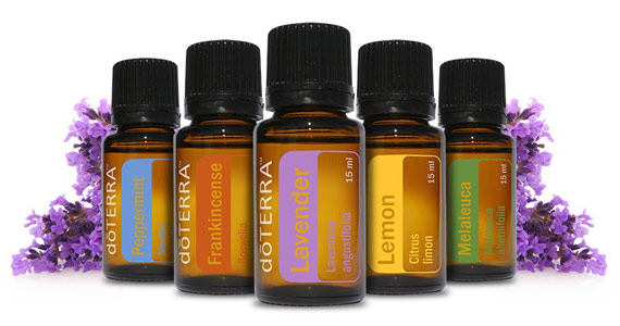 Free Essential Oil Samples
