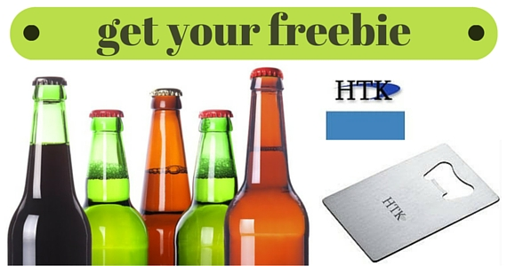 Free HiTech Bottle Opener