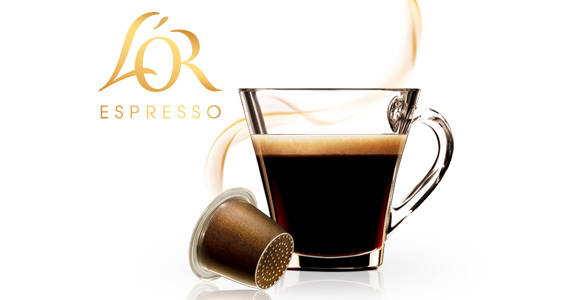 Join the L'OR EspressO Société for Updates & Offers