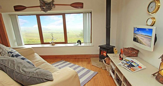 Win a Kincross Cottages Weekend