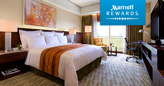 Join Marriott Rewards for Free Wi-Fi and More
