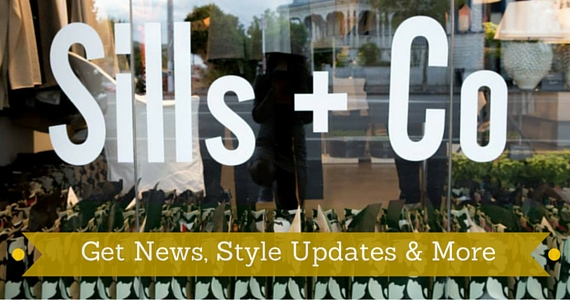 Get News and Updates from Sills + Co