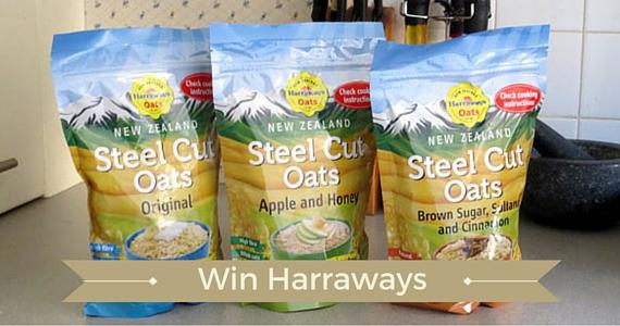 Win a Harraways Prize Pack