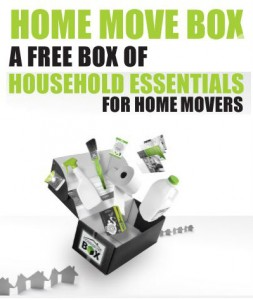 Are you Moving? Get The Home Move Box for FREE