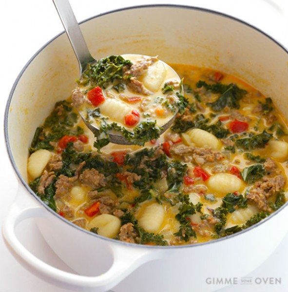 7-Ingredient-Creamy-Gnocchi-Soup-with-Sausage-and-Kale-3