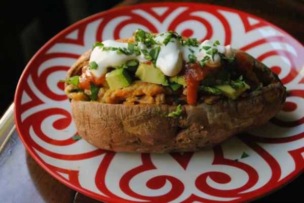 stuffed-sweet-potato-done-plate