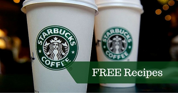 The Ultimate STARBUCKS Recipe Book for FREE