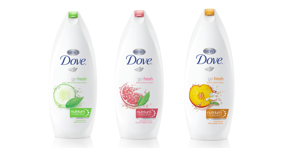 20 Dove Body Wash Hampers To Giveaway